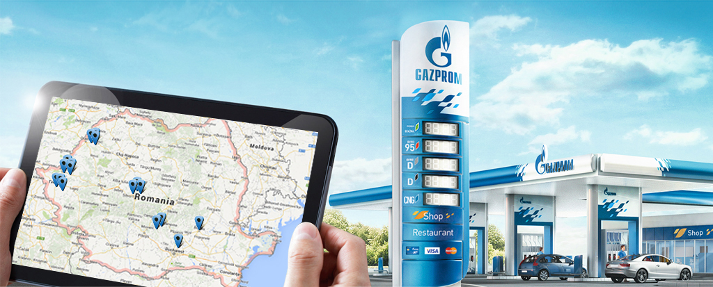 Fuel Stations Network (RO)
